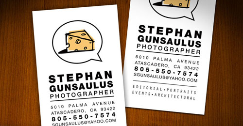 photography business cards 05 60 Photography Business Cards Inspirations
