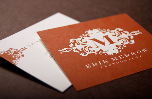 photography business cards 15 60 Photography Business Cards Inspirations