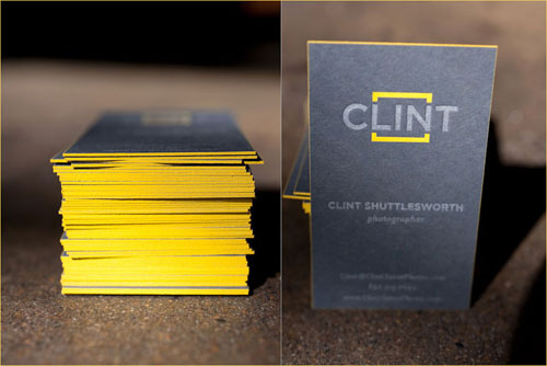 photography business cards 25 60 Photography Business Cards Inspirations