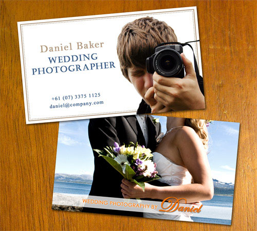 photography business cards 32 60 Photography Business Cards Inspirations
