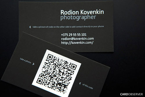 photography business cards 36 60 Photography Business Cards Inspirations