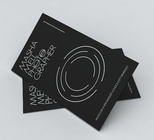 photography business cards 39 60 Photography Business Cards Inspirations