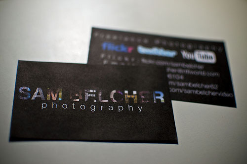 photography business cards 42 60 Photography Business Cards Inspirations