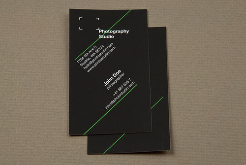 photography business cards 48 60 Photography Business Cards Inspirations