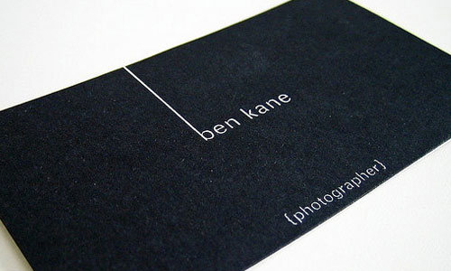 photography business cards 54 60 Photography Business Cards Inspirations