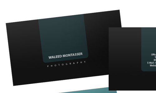 photography business cards 56 60 Photography Business Cards Inspirations