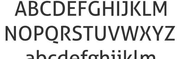 koushiki sans font