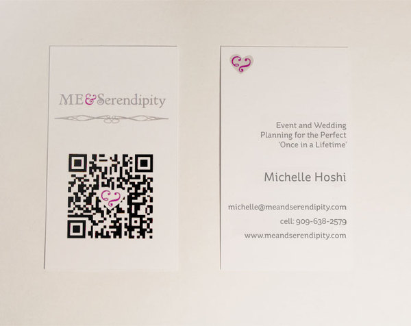 qr code business cards 30 50 Inspirational QR Code Business Cards