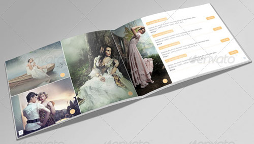 Useful Fashion Brochure Templates - Fashion brochure templates