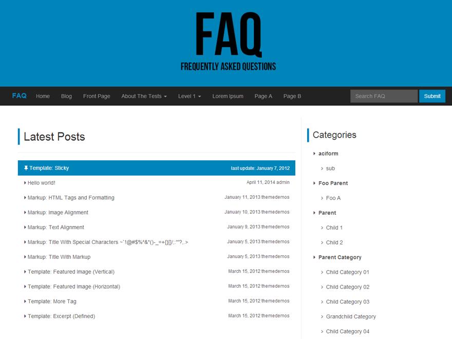 4 Best Free Wordpress Knowledgebase Themes - Smashfreakz