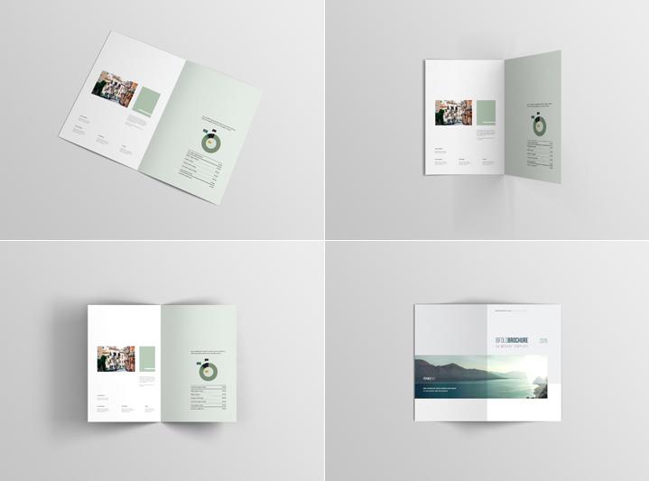 15 free bifold brochure mockup psd for print design smashfreakz