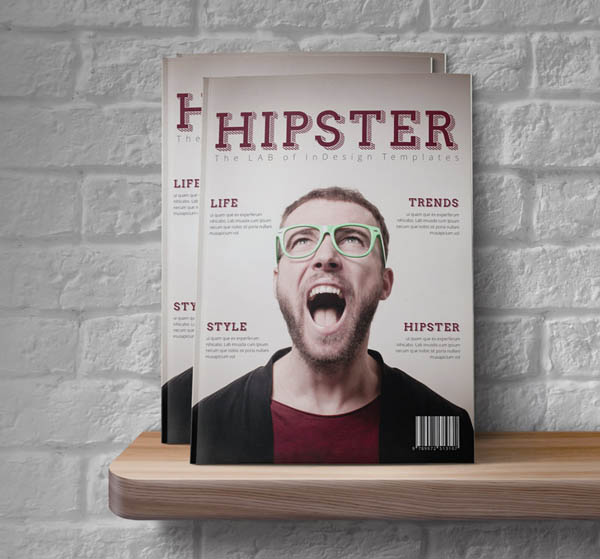 17 Free Magazine Indesign Template for Editorial Project
