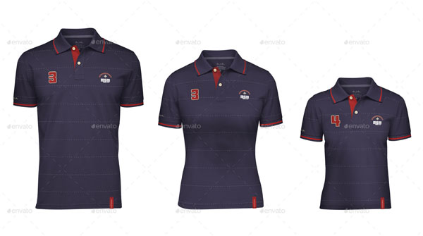 Polo shirt mockup oberhof for Free polo shirt mockup