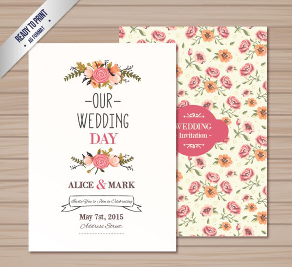 10 Free Save The Date Template for Wedding Invitation Smashfreakz – Wedding Save the Date Templates Free