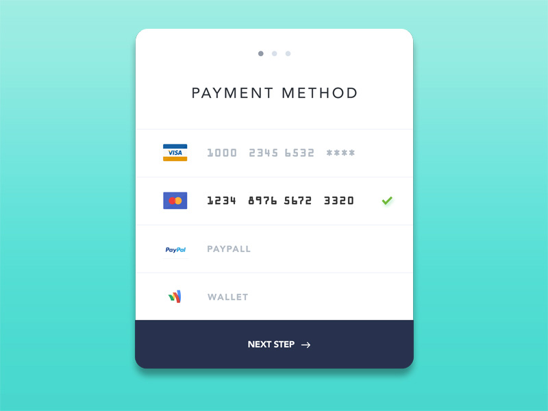 30 Free Payment Form Template for Ecommerce Project - Smashfreakz