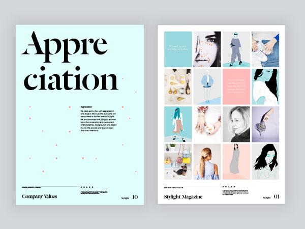 32 Stunning Fashion Poster Design for Inspiration Smashfreakz – Fashion Design Posters