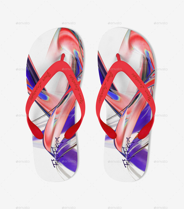 0f299e262 7 Best Flip Flop Mockup with Editable PSDs - Smashfreakz