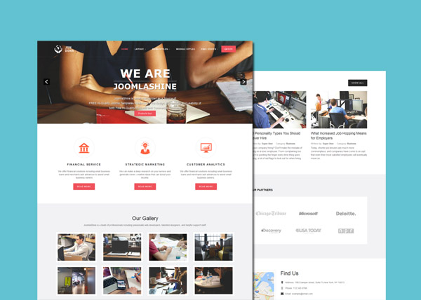 10 free business joomla templates for company website smashfreakz 10 free business joomla templates for company website fbccfo Images
