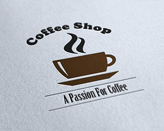 coffee logo inspiration 12 40+ Coffee Logo Inspiration