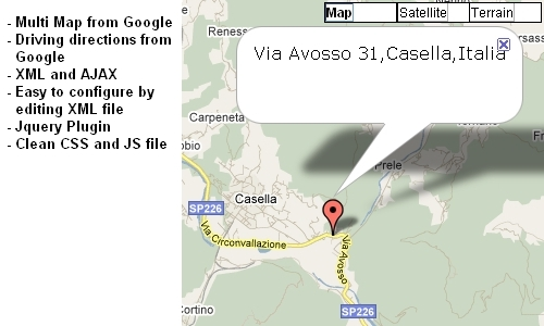 15 Useful Google Maps jQuery Plugin - Smashfreakz