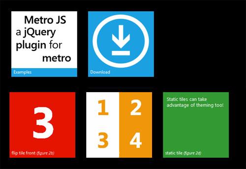 5 jQuery Plugins For Metro Styled Websites - Smashfreakz