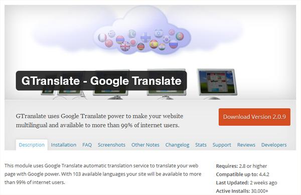 15 Translation Wordpress Plugin for Multilingual Website - Smashfreakz