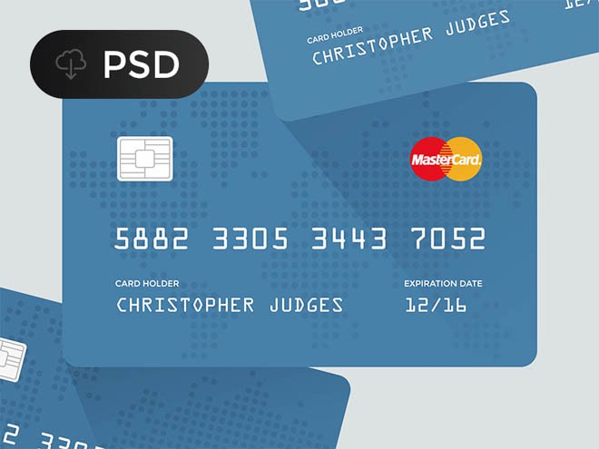25 Credit Card Mockups For Your Ecommerce Project Smashfreakz