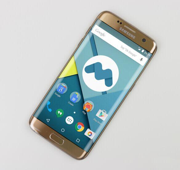 Samsung Galaxy S7 Mockup 08