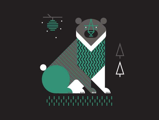 Bear-Illustration-07