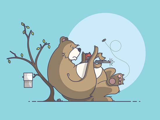Bear-Illustration-11