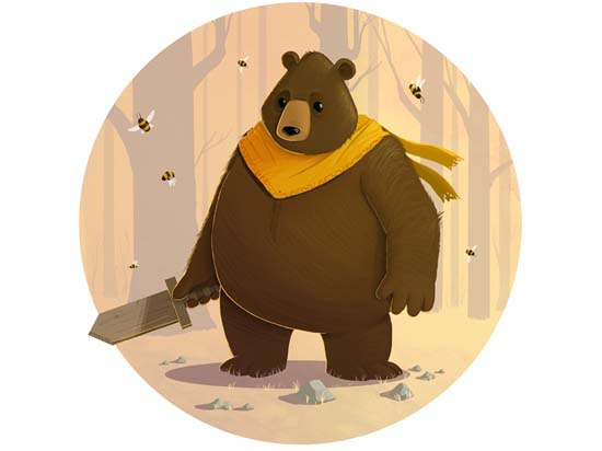 Bear-Illustration-24