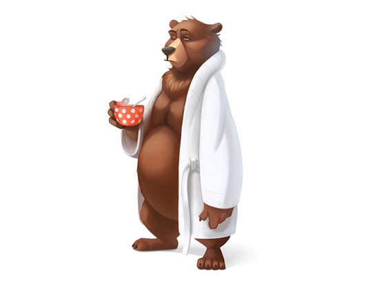 Bear-Illustration-40