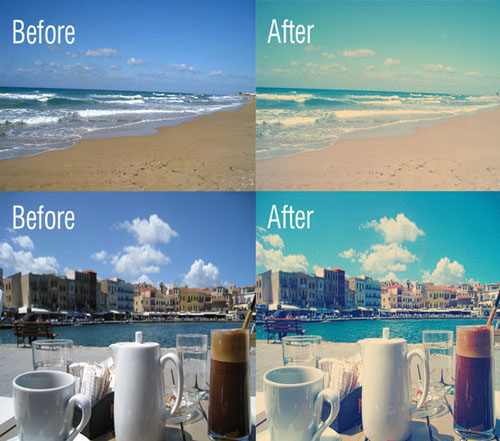 Instagram Effects Photoshop Action 04