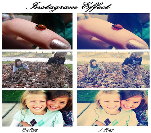 Instagram Effects Photoshop Action 07