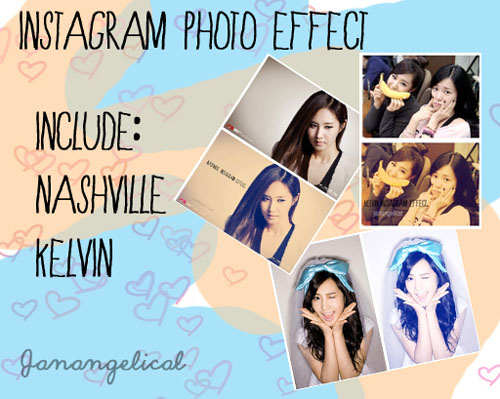 Instagram Effects Photoshop Action 08
