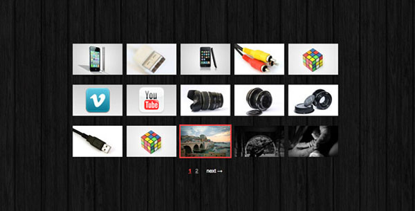 20 Best Jquery Grid Gallery for Developer - Smashfreakz