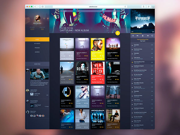 music-website-ui-22