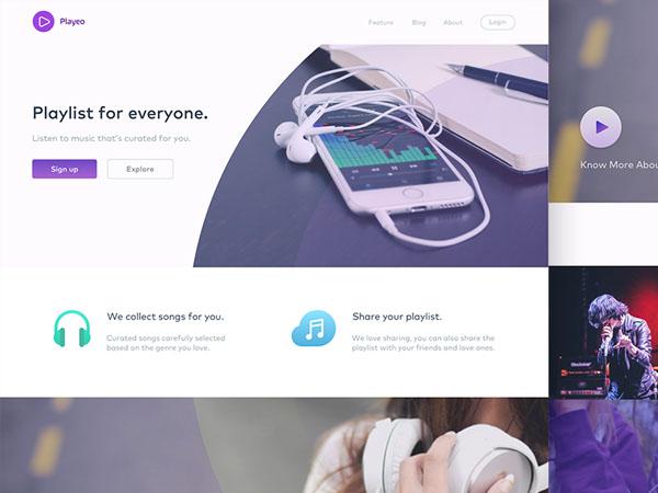 music-website-ui-24