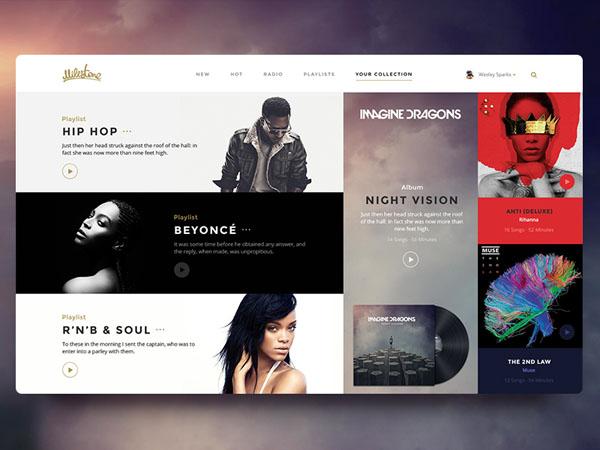 music-website-ui-34