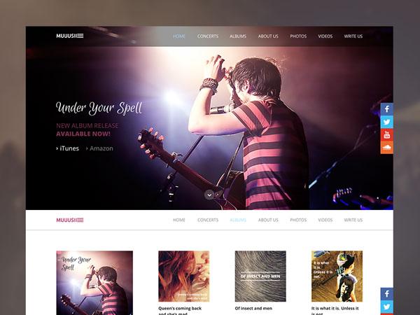 music-website-ui-38