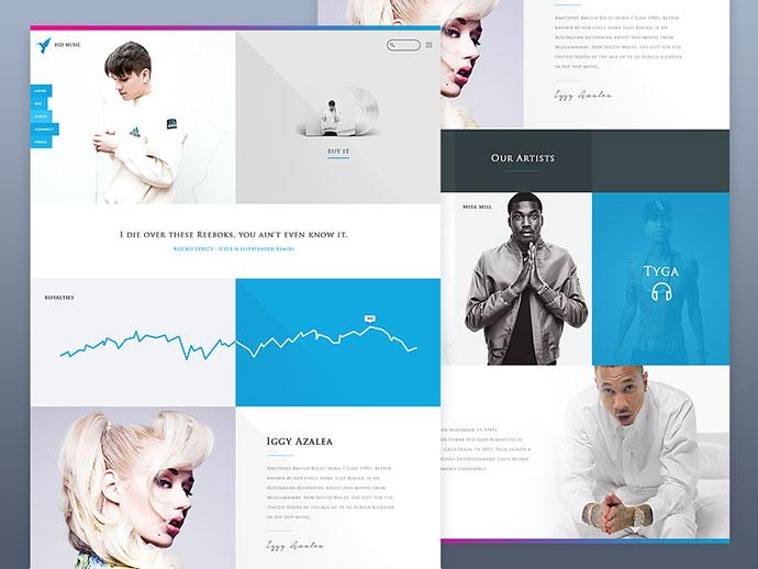 music-website-ui-45